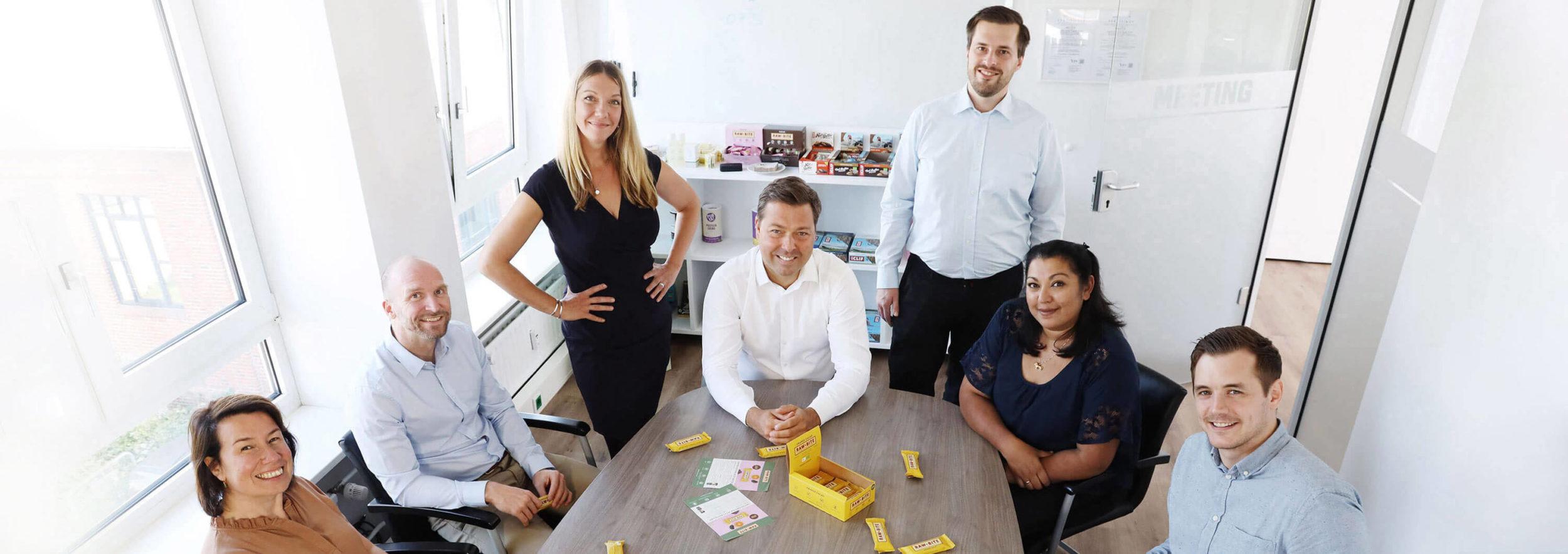Team von Organic Friends and Sports