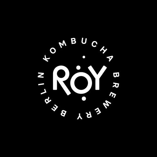 Markenlogo ROY Kombucha
